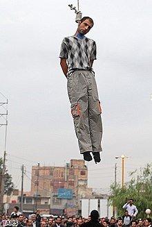 public hanging for rapists