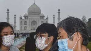 Masked Tourism